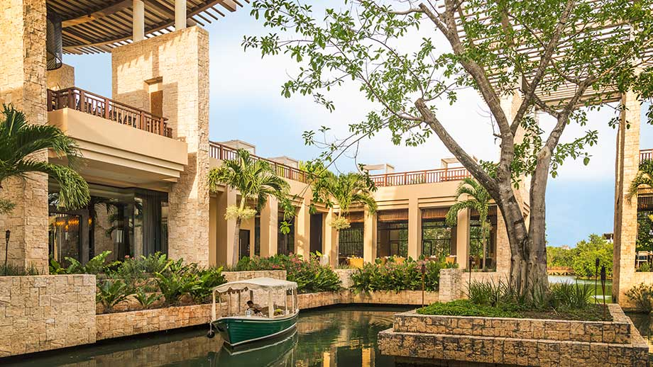 Bayan Tree Mayakoba Hotel in Playa Del Carmen